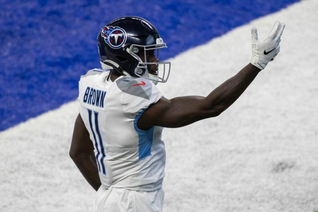 Titans player
