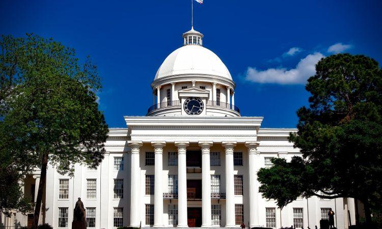 Alabama capitol