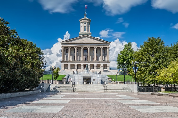 Tennessee-State-House-Front