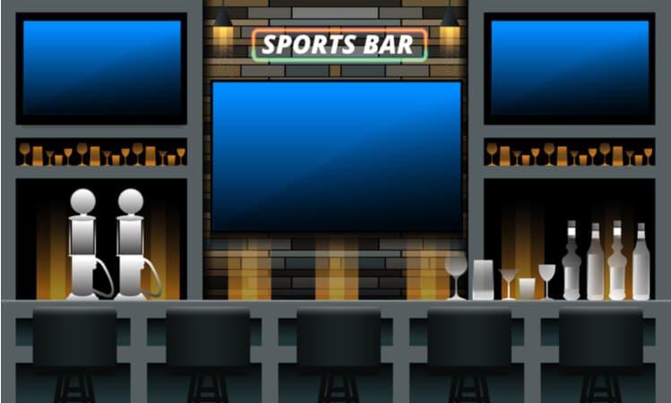 generic sports bar
