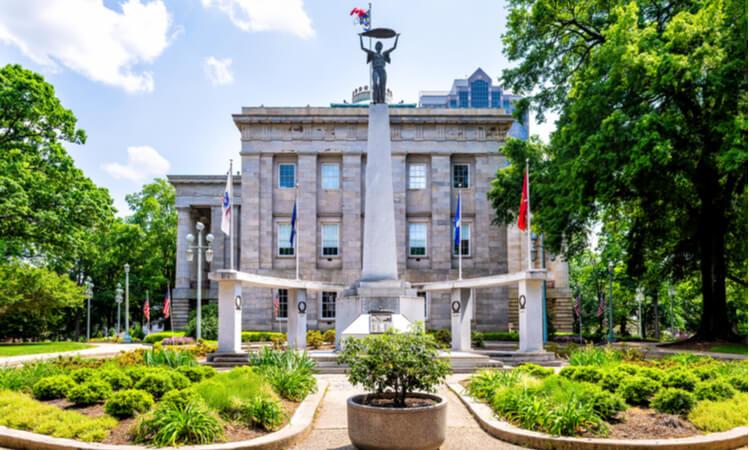NC statehouse