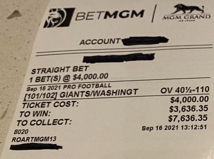 Bet-Slip-Giants-Washington-Space