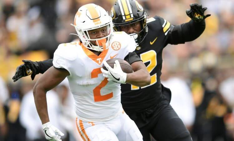 tennessee running back